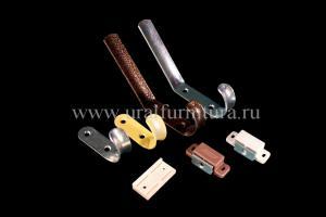 5. Крючки, защелки магнитные