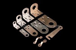 6. Задвижки, крючки, накладки, пружины для дверей
